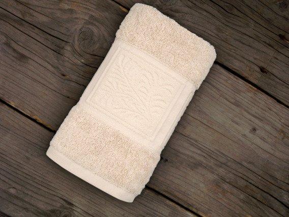 ECCO BAMBOO BEŻ ręcznik bambusowy GRENO