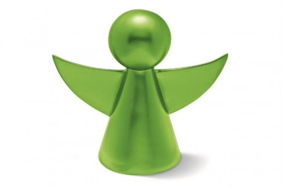 Aniołek zielony