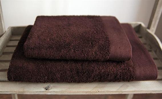 BAMBOO STYLE Czekolada Komplet Ręczników Bambusowych Andropol
