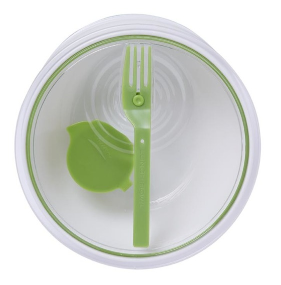 BB - Luch box LUNCH BOWL limonka