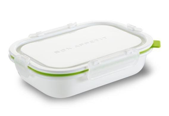 BB - Lunch box prostokątny, mały