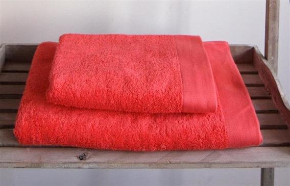 Bamboo Style - Koral ręcznik bambusowy ANDROPOL