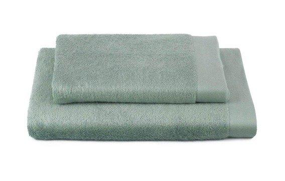 Bamboo Style - Niebieski Gwiazd ręcznik bambusowy ANDROPOL