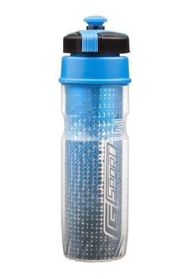 Bidon - butelka do picia MARATHON Cool Gear, 4 kolory niebieski