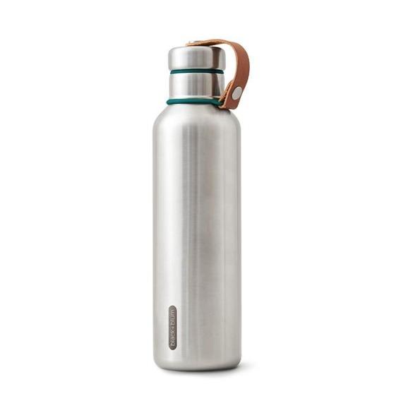 Butelka termiczna 750 ml turkusowa BLACK+BLUM