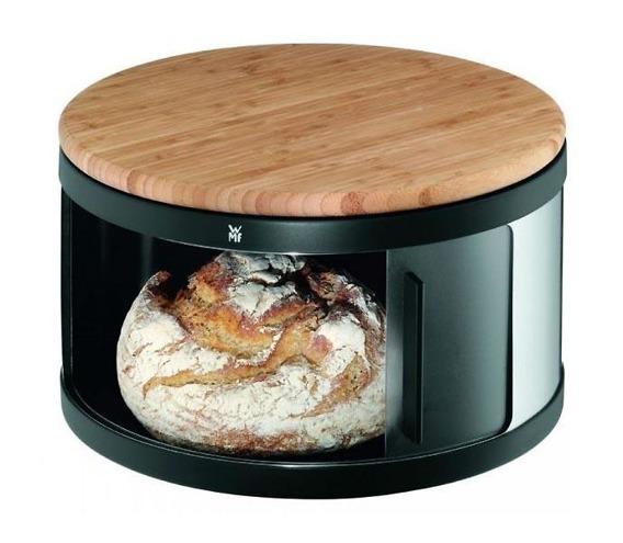 Chlebak z deską do krojenia Gourmet WMF