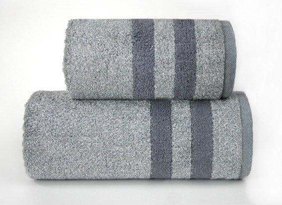Denim Popielaty ręcznik bawełniany GRENO
