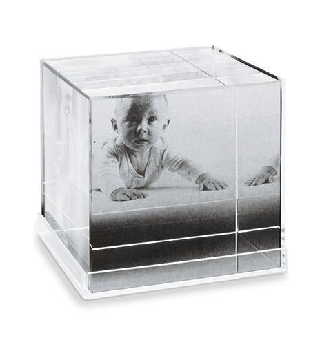 Ekspozytor zdjęć Cubic, 8 x 8 x 8 cm