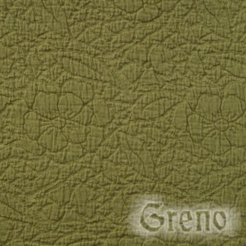 IZABELL Narzuta Greno zielony
