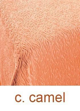 Koc IBERIA DE LUX, 11 kolorów Greno c.camel