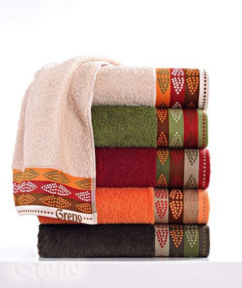 Ręcznik AFRICA Greno zielony