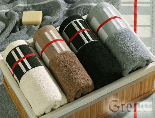 Ręcznik BRUTALLE Greno czarny