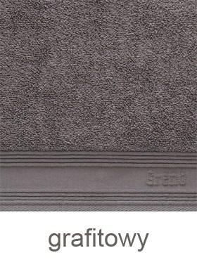 Ręcznik Bawełniany Aviz GRENO grafitowy