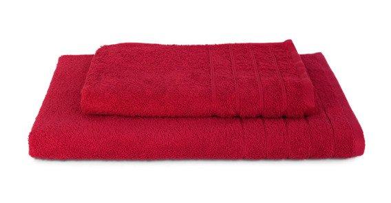 Ręcznik ELEGANT Czerwony Andropol