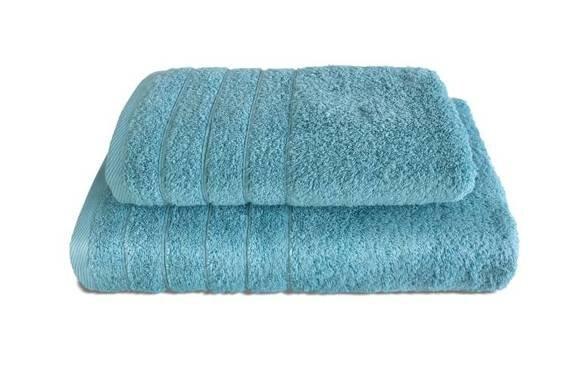 Ręcznik ELEGANT Morski Niebieski Andropol