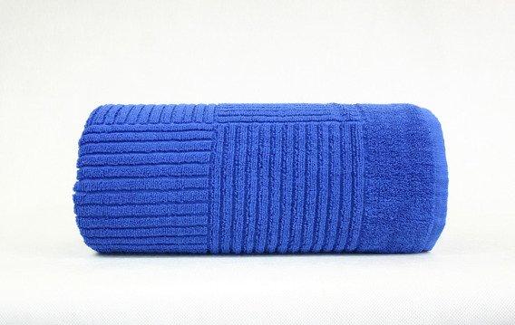 Ręcznik ENIGMA Frotex granatowy