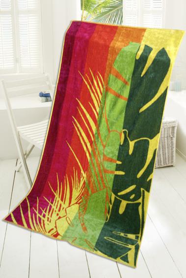 Ręcznik Greno Plażowy Flora