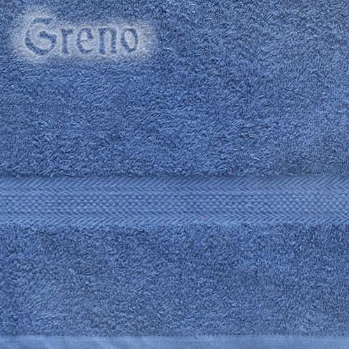 Ręcznik JANOSIK NEW Frotex niebieski
