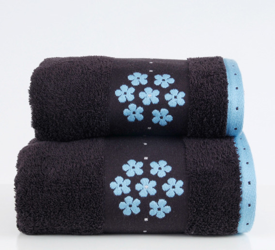 Ręcznik LE GRAND Greno brązowy