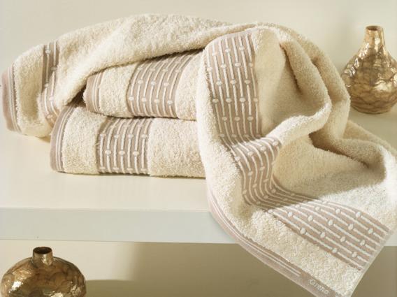 Ręcznik LINEN Greno kropki