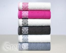 Ręcznik PORTO Greno stalowy