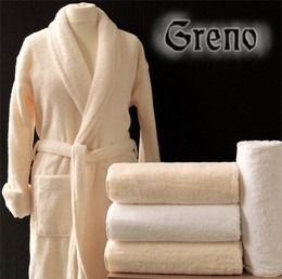 Ręcznik SILK TOUCH Greno kremowy