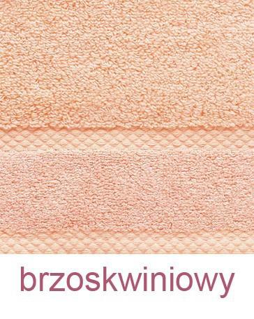 Ręcznik SOFT Greno brzoskwiniowy