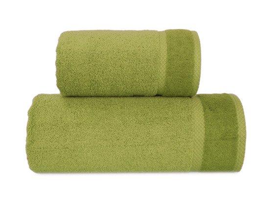 Ręcznik SOFT Greno oliwkowy