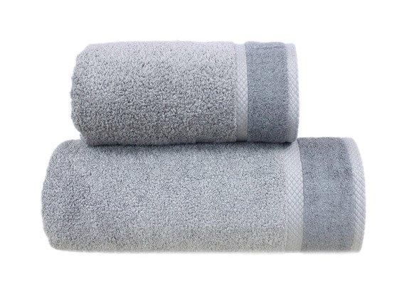 Ręcznik SOFT Greno stalowy
