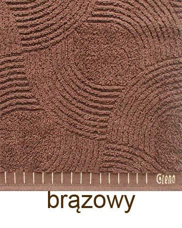 Ręcznik TELMA Greno brązowy