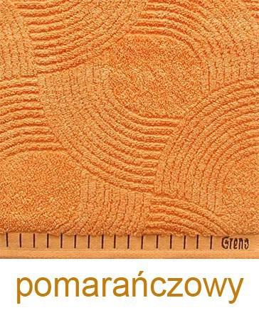 Ręcznik TELMA Greno pomarańczowy