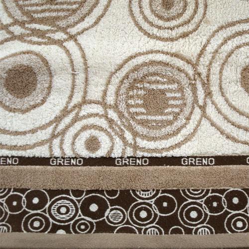 Ręcznik URODA Greno brązowy