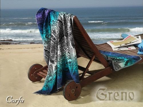 Ręcznik plażowy CORFU Greno