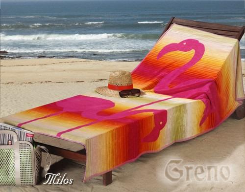 Ręcznik plażowy MILOS Greno