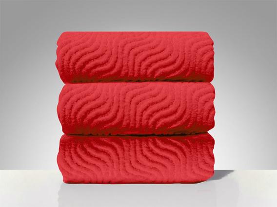Ręczniki O.K. Greno czerwony