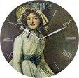 Zegar ścienny 3186 ''Portrait of Mrs Serizy'' Nextime